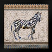 Tribal Trek Neutral I: Framed Art Print by Brent, Paul