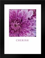 Cherish: Framed Art Print by Berzel, Erin