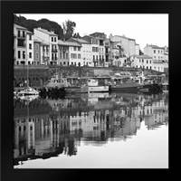 Port Vendres: Framed Art Print by Crane, Rita