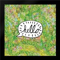 Hello: Framed Art Print by Frazer, Amy