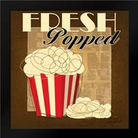 Fresh Popped: Framed Art Print by Gamel, Stacy
