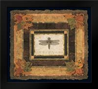 Dragonfly I: Framed Art Print by Gladding, Pamela