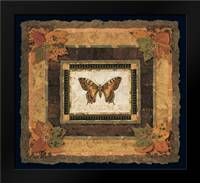 Butterfly II: Framed Art Print by Gladding, Pamela