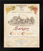 Savigny: Framed Art Print by Gladding, Pamela