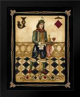 Harlequin Jack: Framed Art Print by Gorham, Gregory