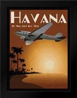 Havana: Framed Art Print by Giacopelli, Jason