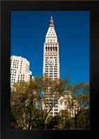 Madison Square Park: Framed Art Print by Berzel, Erin