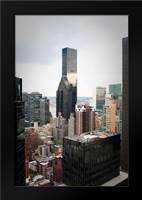 Trump World Tower I: Framed Art Print by Berzel, Erin