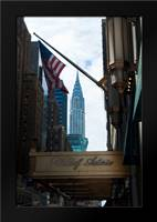 Chrysler Building II: Framed Art Print by Berzel, Erin