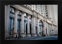NYC Municipal Building I: Framed Art Print by Berzel, Erin