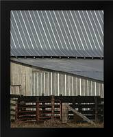 Big Barn I: Framed Art Print by Larson, Scott