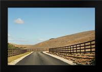 Country Road I: Framed Art Print by Millet, Karyn