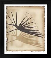 Tropic Palm 1: Framed Art Print by Avant Art