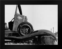 Bodi Truck: Framed Art Print by Koetsier, Albert