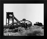 Bodi Mining 1: Framed Art Print by Koetsier, Albert