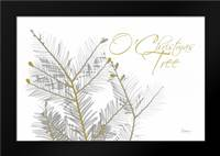 O Christmas Evergreen: Framed Art Print by Koetsier, Albert