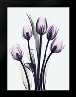 Essentially Tulips: Framed Art Print by Koetsier, Albert