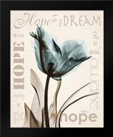 Hope Tulip: Framed Art Print by Koetsier, Albert