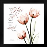 Where there is hope: Framed Art Print by Koetsier, Albert
