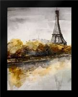Paris 1: Framed Art Print by Boho Hue Studio