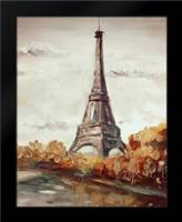 Paris 2: Framed Art Print by Boho Hue Studio
