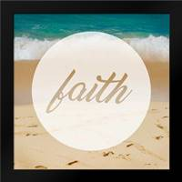 Circle Faith: Framed Art Print by Alvarez, Cynthia