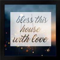 Bless This House: Framed Art Print by Alvarez, Cynthia