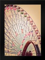 Wheel: Framed Art Print by Davis Ashley