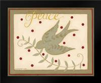 Dove: Framed Art Print by DiPaolo, Dan