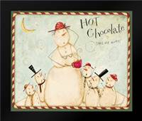 Hot Chocolate: Framed Art Print by DiPaolo, Dan