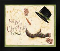 Happy Christmas: Framed Art Print by DiPaolo, Dan