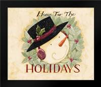 Holidays: Framed Art Print by DiPaolo, Dan