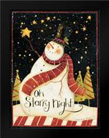 Starry Night: Framed Art Print by DiPaolo, Dan