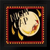 Night Cap: Framed Art Print by DiPaolo, Dan