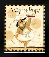 Happy: Framed Art Print by DiPaolo, Dan