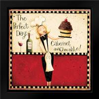 The Perfect Day: Framed Art Print by DiPaolo, Dan