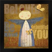 Beautiful You: Framed Art Print by DiPaolo, Dan