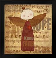 Keep Faith: Framed Art Print by DiPaolo, Dan