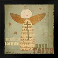 Faithful Angel 4: Framed Art Print by DiPaolo, Dan