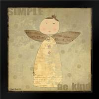 Simple Angel 5: Framed Art Print by DiPaolo, Dan