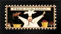 Happy Chef: Framed Art Print by DiPaolo, Dan