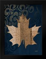 Maple: Framed Art Print by Stimson, Diane