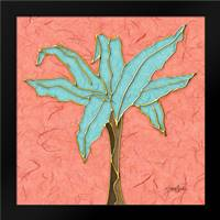 Tropical Palm 3: Framed Art Print by Stimson, Diane