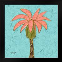 Tropical Palm 4: Framed Art Print by Stimson, Diane