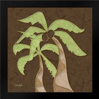 Palm: Framed Art Print by Stimson, Diane