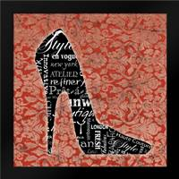 Runway 3: Framed Art Print by Stimson, Diane