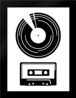 Music Entertainment: Framed Art Print by Rodriguez, Enrique