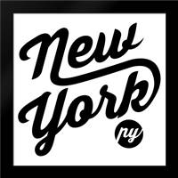 New York Ish: Framed Art Print by Rodriquez Jr, Enrique