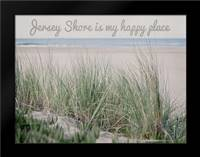 Jersey Happiness: Framed Art Print by Urquhart, Elizabeth