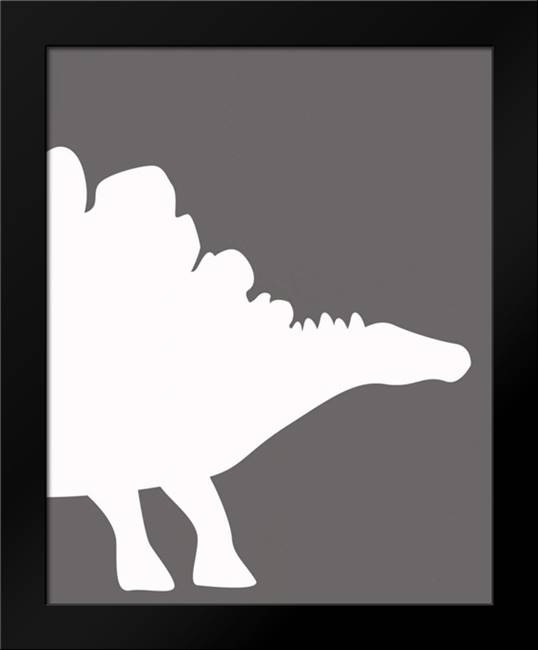 Dino 4: Framed Art Print by Greene, Taylor